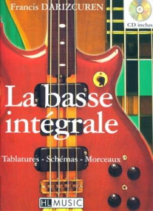 La Basse Intégrale - Françis Darizcuren - Partition - laflutedepan.com