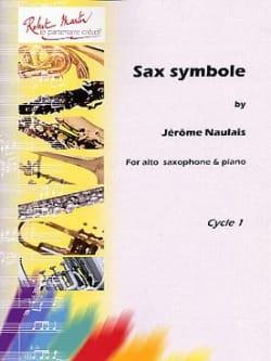 Sax Symbole - Jérôme Naulais - Partition - laflutedepan.com