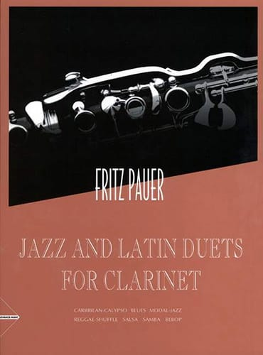 Jazz And Latin Duets - Fritz Pauer - Partition - laflutedepan.com