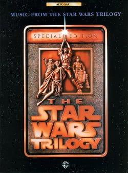 The Star Wars Trilogy - John Williams - Partition - laflutedepan.com