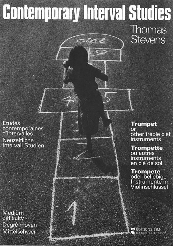 Thomas Stevens - Contemporary Interval Studies - Partition - di-arezzo.fr