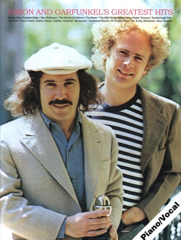 Greatest Hits - Simon & Garfunkel - Partition - laflutedepan.com
