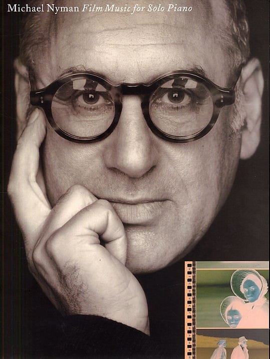 Michael Nyman - Movie Music For Solo Piano - Partition - di-arezzo.co.uk