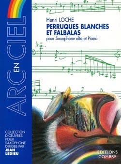 Peruques blanches et Falbalas - Henri Loche - laflutedepan.com