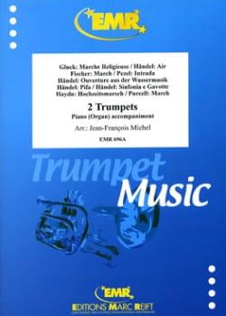 Gluck, Händel, Fischer... - Partition - laflutedepan.com