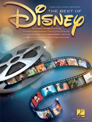 DISNEY - The Best Of Disney All Time Favorites - Partition - di-arezzo.com