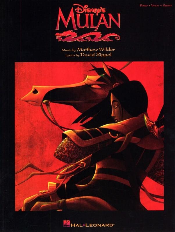 DISNEY - Mulan - Partition - di-arezzo.it