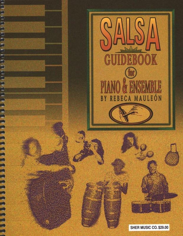 Rebeca Mauléon - Salsa Book Guide For Piano Ensemble - Partition - di-arezzo.co.uk