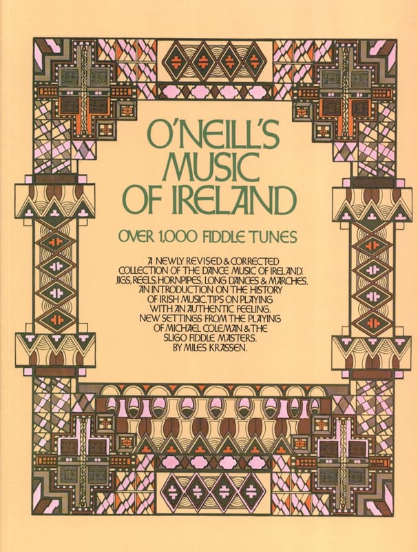 - O'Neill's Music Of Ireland - Partition - di-arezzo.com