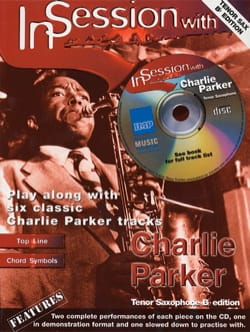 Charlie Parker - In Session With Charlie Parker - Partition - di-arezzo.fr
