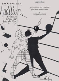 Nicolas Martynciow - Eindrücke - Partition - di-arezzo.de