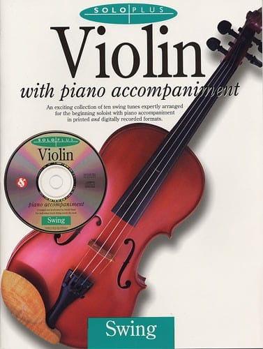 Solo Plus Swing - Partition - Violon - laflutedepan.com