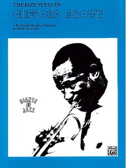 Clifford Brown - Jazz Style Of Clifford Brown Giants Of Jazz - Partition - di-arezzo.fr