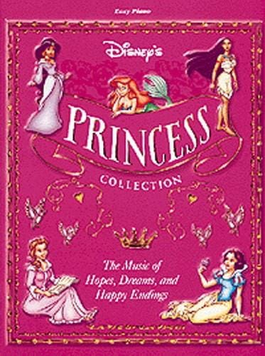 DISNEY - Princess Collection Volume 1 - Partition - di-arezzo.com
