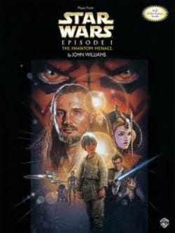 John Williams - Star Wars Episodio 1 - The Phantom Menace - Partition - di-arezzo.it