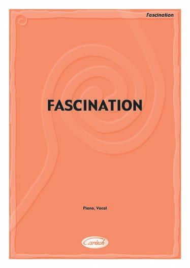 F.D. Marchetti - Fascination - Partition - di-arezzo.co.uk