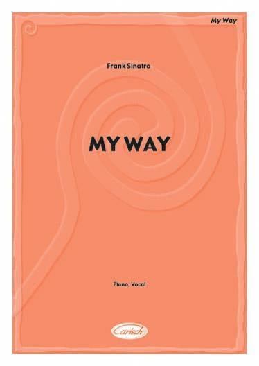 My Way - Comme d' Habitude - Claude François - laflutedepan.com