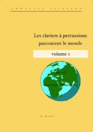 Les claviers à percussions parcourent le monde volume 1 - laflutedepan.com