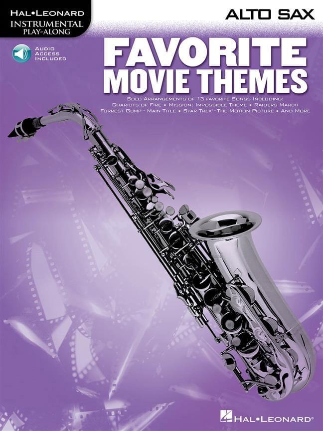Favorite Movie Themes - Partition - Saxophone - laflutedepan.com
