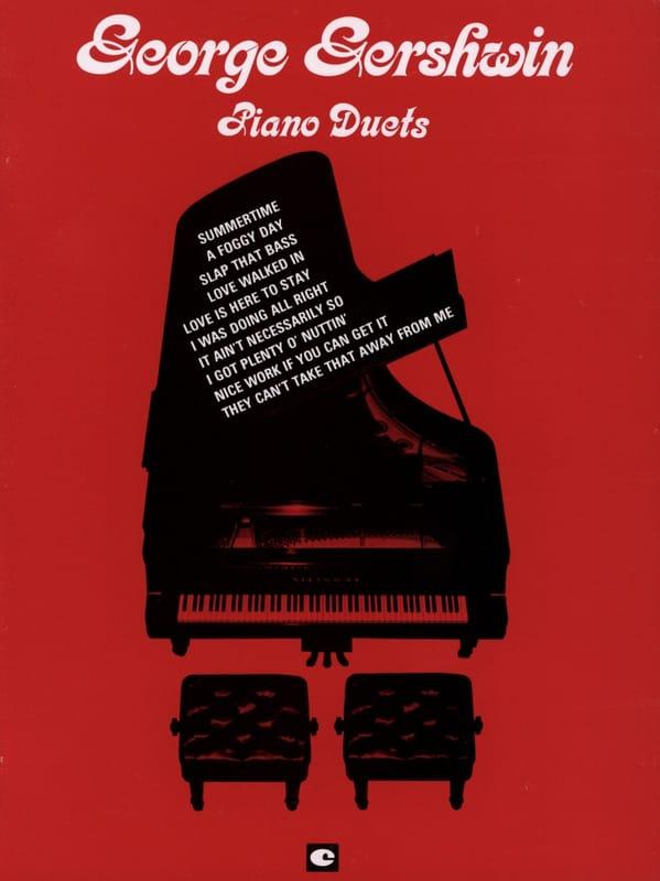 George Gershwin - Piano Duets - Partition - di-arezzo.com