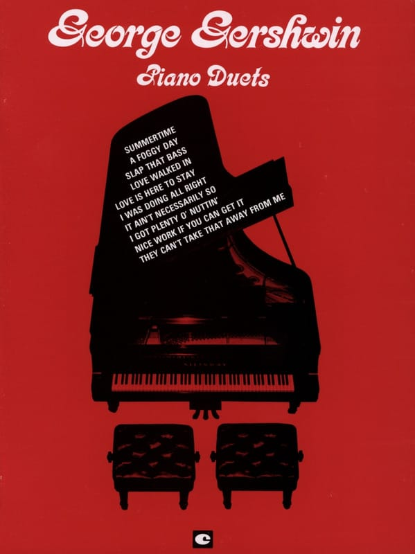 George Gershwin - Duelos de Piano - Partition - di-arezzo.es