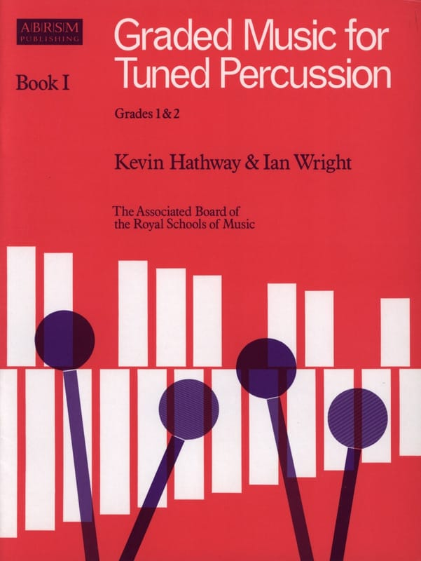 Graded Music For Tuned Percussion Volume 1 - laflutedepan.com