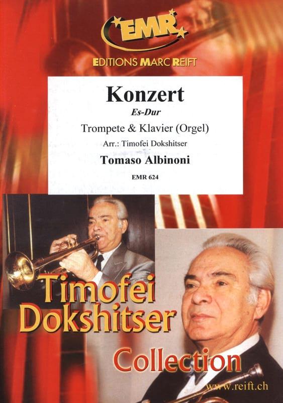 Tomaso Albinoni - Concerto In Eib Major - Partition - di-arezzo.com