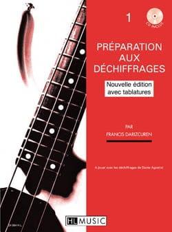 Préparation Aux Déchiffrages Volumes 1 Et 2 - laflutedepan.com