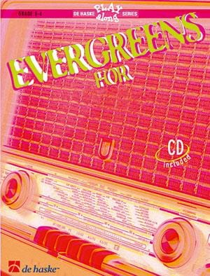 Evergreens For... - Partition - Trompette - laflutedepan.com