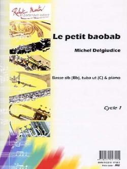 Michel Del Giudice - The Little Baobab - Partition - di-arezzo.com