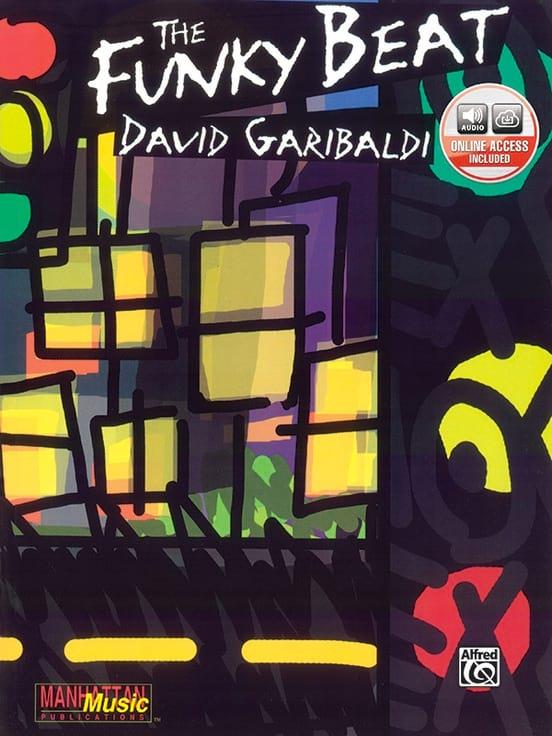 David Garibaldi - The Funky Beat - Partition - di-arezzo.com