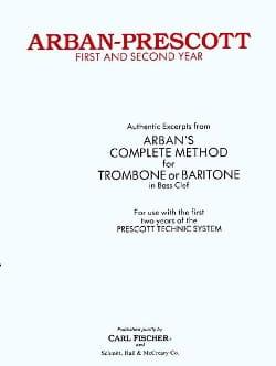 Arban's Complete Methode - Arban / Prescott - laflutedepan.com