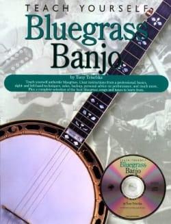 Tony Trischka - Teach Yourself Bluegrass Banjo - Partition - di-arezzo.co.uk