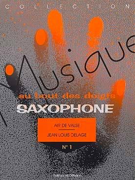 Jean-Louis Delage - Air of Waltz - Partition - di-arezzo.com