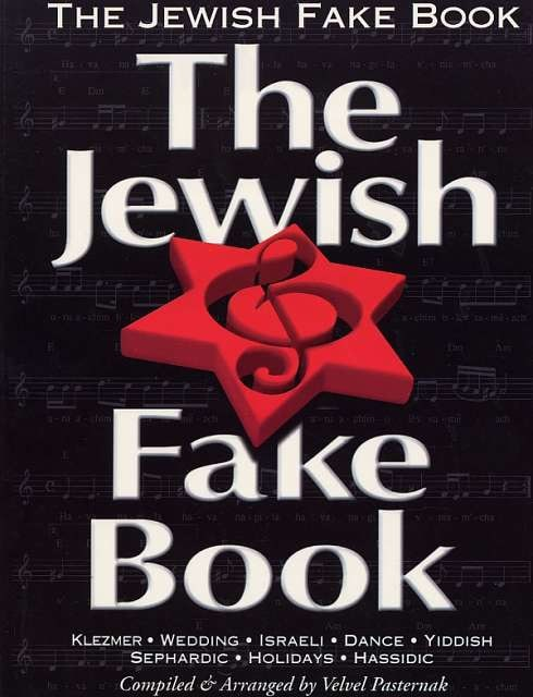The Jewish Fake Book - Partition - laflutedepan.com