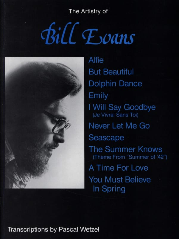 Bill Evans - The Artistry Of Bill Evans Volume 1 - Partition - di-arezzo.co.uk