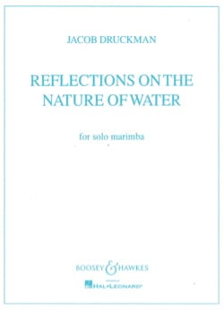Reflections On The Nature Of Water - Jacob Druckman - laflutedepan.com