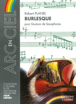 Robert Planel - Burlesque - Partition - di-arezzo.com
