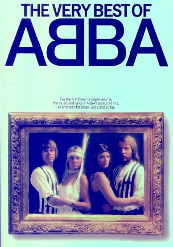 ABBA - The Very Best Of Abba Petit Format - Partition - di-arezzo.fr