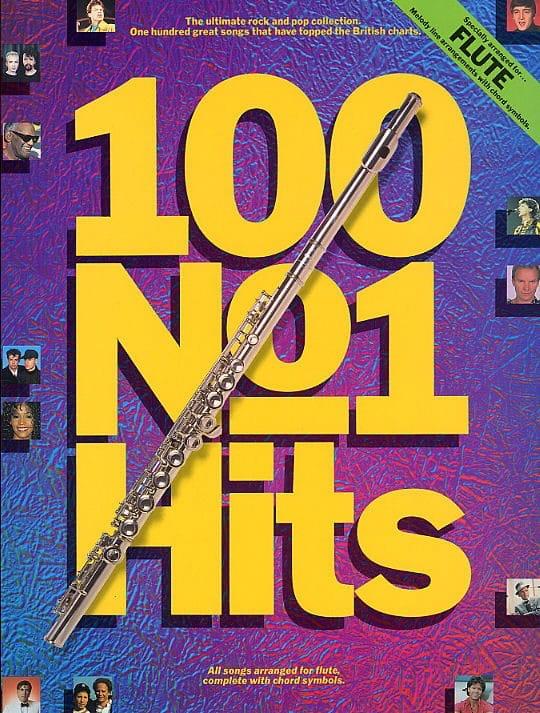 100 N° 1 Hits - Partition - Flûte traversière - laflutedepan.com