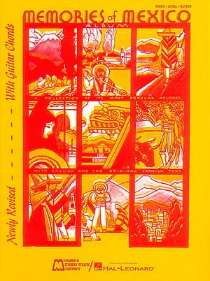 - Memories Of Mexico - Partition - di-arezzo.co.uk