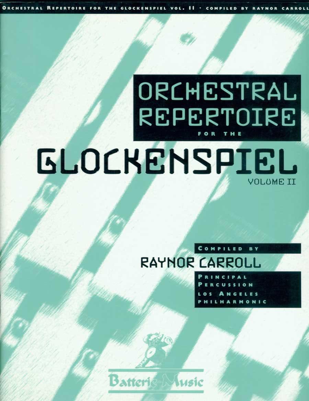 - Orchestral Repertoire For The Glockenspiel Volume 2 - Partition - di-arezzo.com