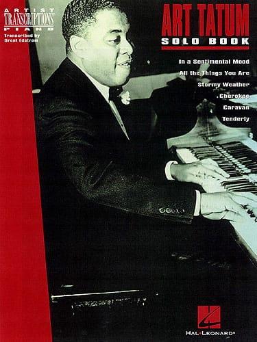 Art Tatum - Solo Book - Partition - di-arezzo.es