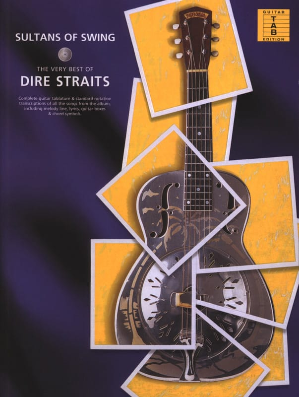 Straits Dire - Sultans Of Swing - The Best Of Dire Straits - Partition - di-arezzo.com
