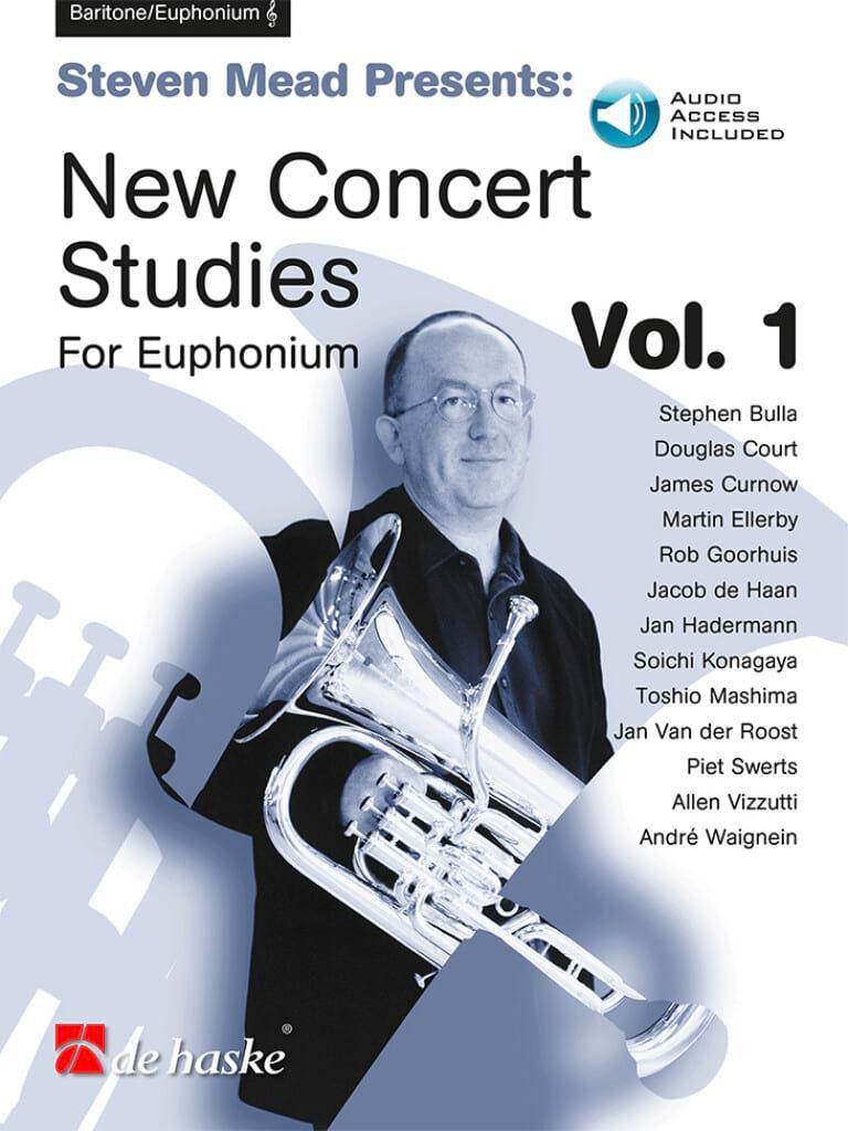 - New Concert Studies Volume 1 Sol - Partition - di-arezzo.co.uk