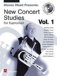 New Concert Studies Volume 1 Fa - Partition - laflutedepan.com