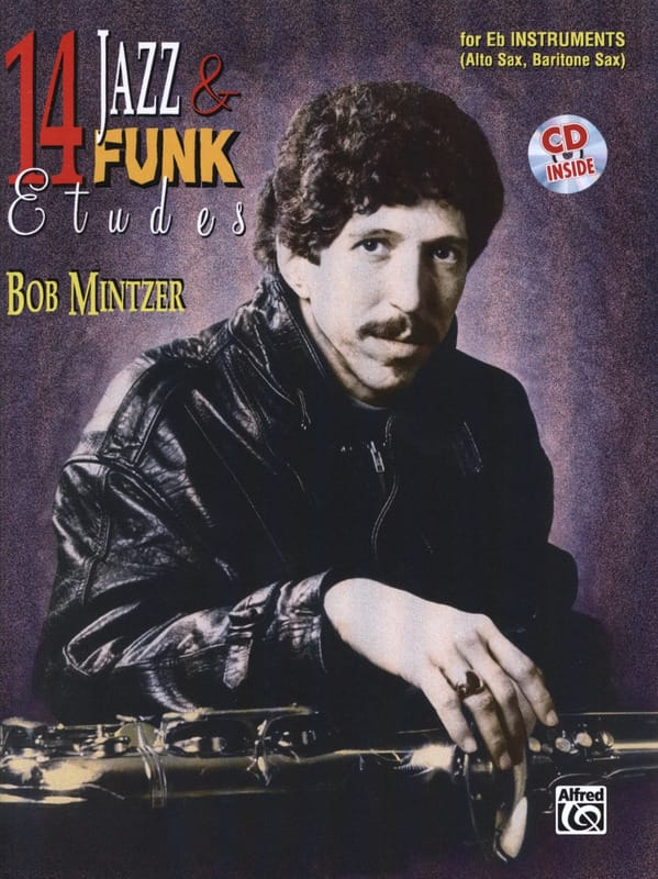 Bob Mintzer - 14 Jazz - Funk Studies - Partition - di-arezzo.co.uk