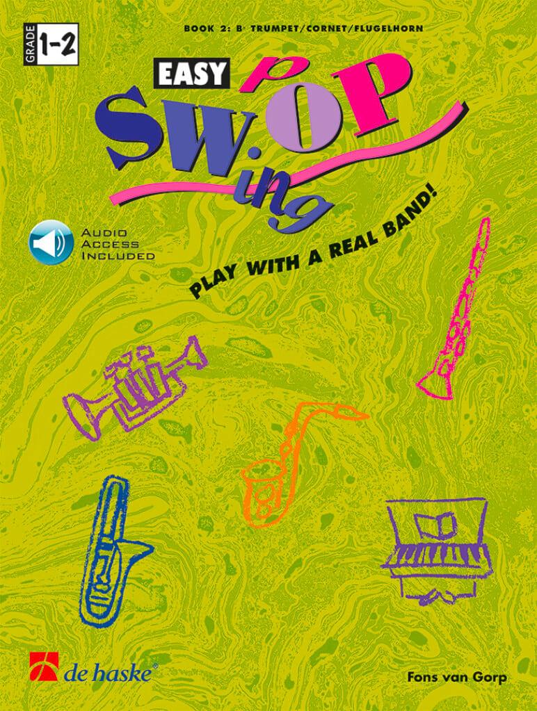 Easy Swop Book 2 - Partition - Trompette - laflutedepan.com