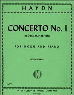 HAYDN - Concierto N ° 1 - Partition - di-arezzo.es