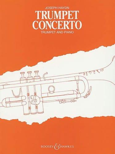 HAYDN - Concierto para trompeta - Partition - di-arezzo.es